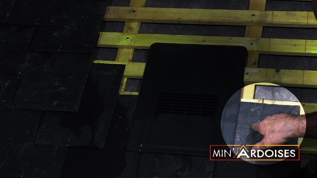 minardoises tutoriel 6 pose d une ventilation et des fa ti res. Black Bedroom Furniture Sets. Home Design Ideas