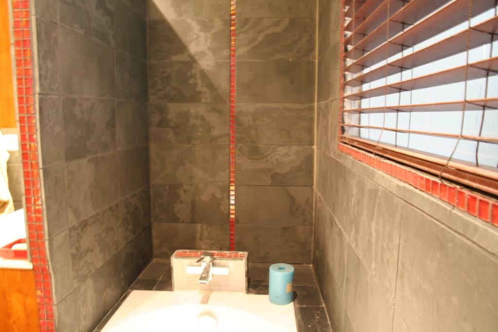 Best salle de bain ardoise entretien images lalawgroup for Entretien salle de bain