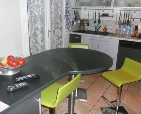 minardoises plan de travail avec arrondi total. Black Bedroom Furniture Sets. Home Design Ideas