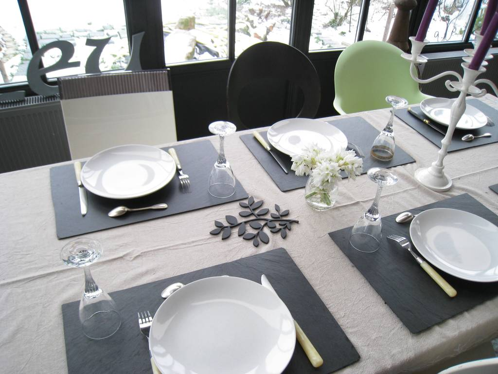 Minardoises arts de la table - Set de table en liege ...