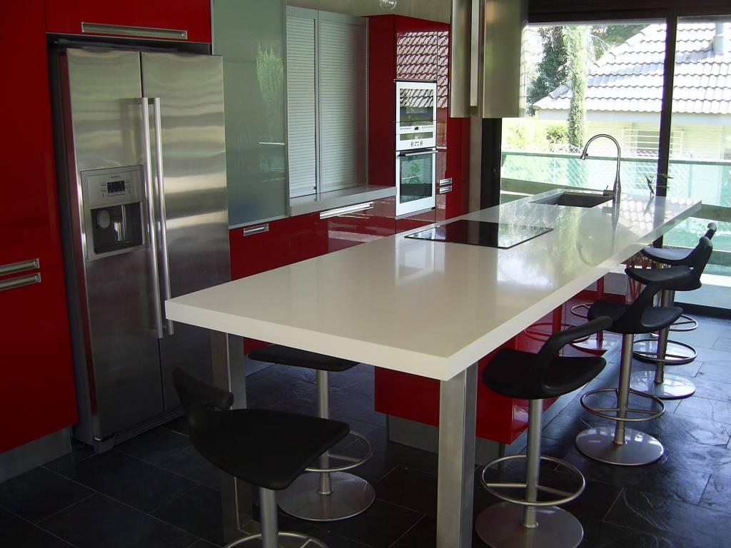 quel sol pour une cuisine fashion designs. Black Bedroom Furniture Sets. Home Design Ideas