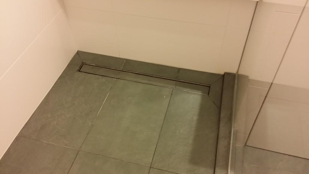 minardoises vasque et receveur de douche en ardoise