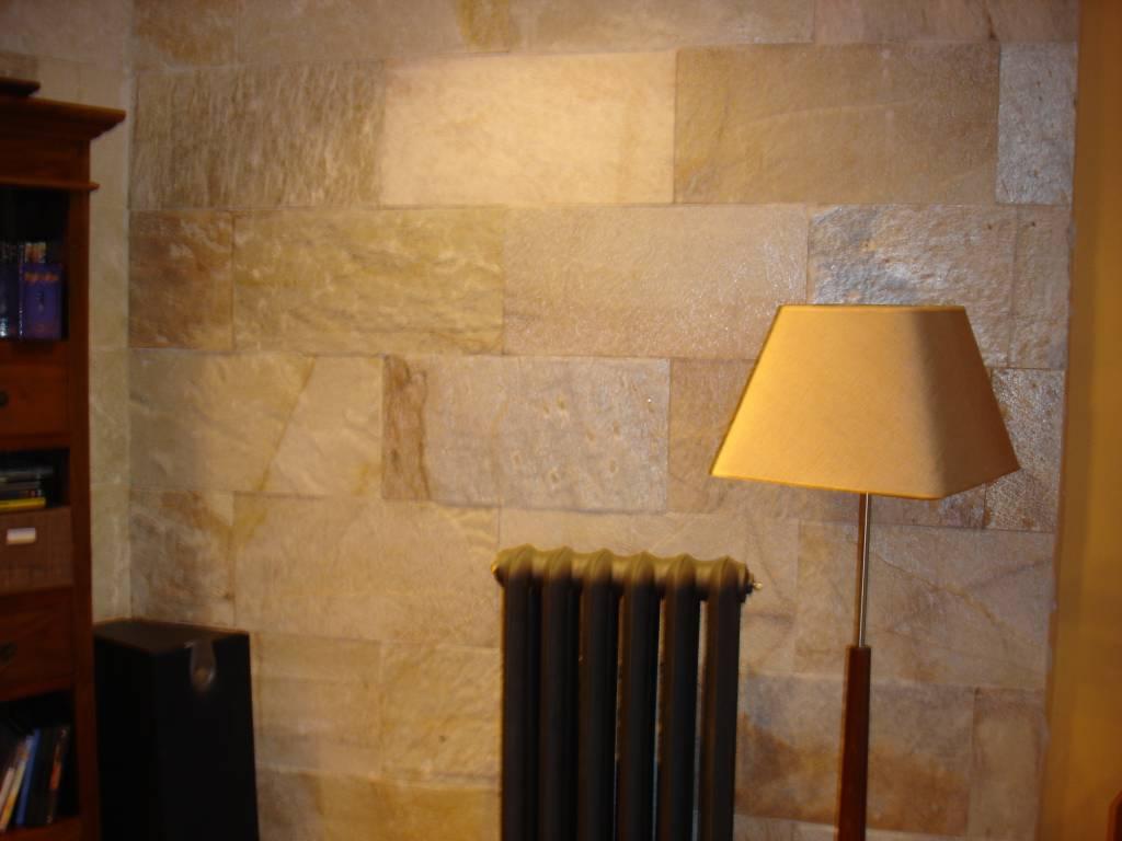 Mur Parement Interieur Ardoise minardoises | parement de mur, castel oro